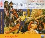 Das tapfere Schneiderlein u. andere Märchen - Audio CD