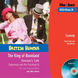 British Humour - The King of Boonland and other Stories - CD