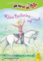 Klara Ballerina auf Trab - Leseheft