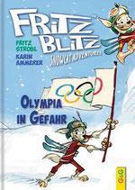 Fritz Blitz - Olympia in Gefahr