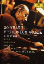 DVD - Gulda - So what ?