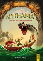 Mythania - Band 1 - Im Bann des Schlangendämons