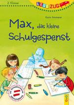 Max, das kleine Schulgespenst