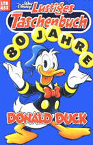 LTB 455 - 80 Jahre Donald Duck