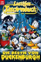 LTB 519 - Die Bestie von Duckenburgh