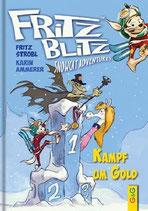 Fritz Blitz - Kampf um Gold