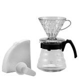 HARIO V60 Craft Coffee Maker - Set zur Handfilterzubereitung