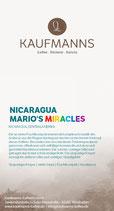 NICARAGUA MARIO'S MIRACLES