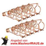 Bayerische Drahtfalle 10er-Pack