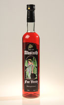 Absinth Fee Verte Red