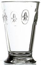 Absinthglas Fleur de Lys