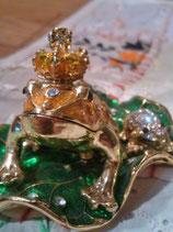 ◆カエルの王様ジュエリーケース