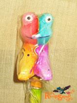 ◆カラフル蛙鉛筆B