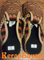 ◆ナガ族サボサンダル 3-BR