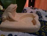 ◆ストーンカエル灰皿