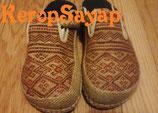 ◆ナガ族サボサンダルM-BR