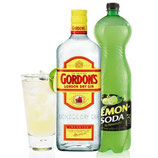 GIN LEMON KIT GORDON'S