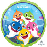 Ballon Alu Anagram Baby Shark