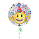 "Ballon Anagram Insider ""Emoji Party"""
