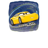"Ballon Alu Anagram Cars 3 ""Jackson & Cruz"""