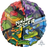 Ballon Alu Anagram Tortues Ninja