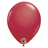 Ballon Qualatex Maroon 28cm