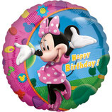 Ballon Alu Anagram Minnie Happy Birthday