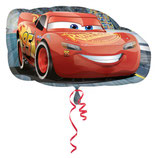 "Ballon Alu Anagram Shape ""Cars Flash McQueen"""