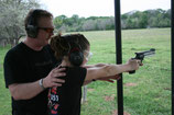Weapons familiarization class for kids October 17, 2020