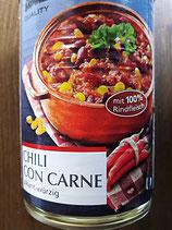 Chili con Carne 100% Rindfleisch