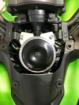 Umbauset für Kawasaki Z900 Cockpit Hupenhalter Hupe Halter