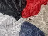 Farbige Netzstoffe für Neubespannung des Oris Windschotts für Mercedes-Benz R107, W113, W124, R129 & R230