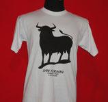 Camiseta Unisex - Toro Negro