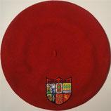 Boina Euskalerria Roja