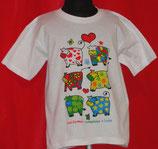 Camiseta Niño - Vaquitas