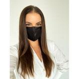 Mondmasker van Beauty Pillow zwart