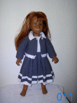 Puppenkleid