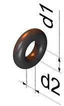 O-Ring, weich