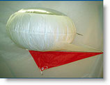 Heli-Kite Flygande ballongdrake