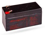 Backup-batteri Jablotron JA60/63 SA-214/1.3