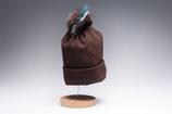 Schal und Mütze in einem