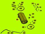 Spannband Öltank  (Bauteil 130)