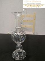 Vase mit Strassstein Deko