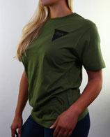 > ZRED Back to classic Shirt  < green/black - women