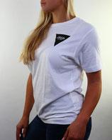 > ZRED back to classic Shirt  < white/black - women