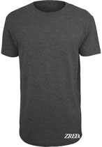 >> ZRED Basic Shirt v2 << - charcoal - women
