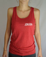 >> ZRED Classic Tanktop v1 << - red - Women