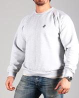 > Sweater zet casual  < grey - men