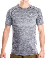 > ZRED Active Shirt v2 < grey - men