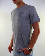 > ZRED back to classic Shirt  < grey/grey